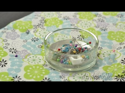 How to Sew a Pot Holder for a Casserole Dish