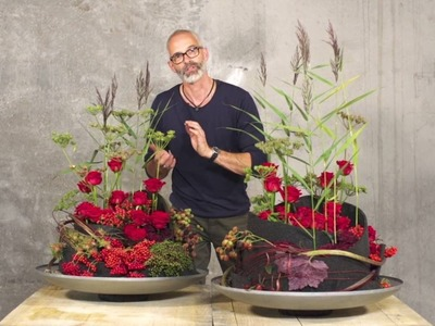 A Floral Love Story by Klaus Wagener | Flower Factor How to Make | Powered by Arend Roses