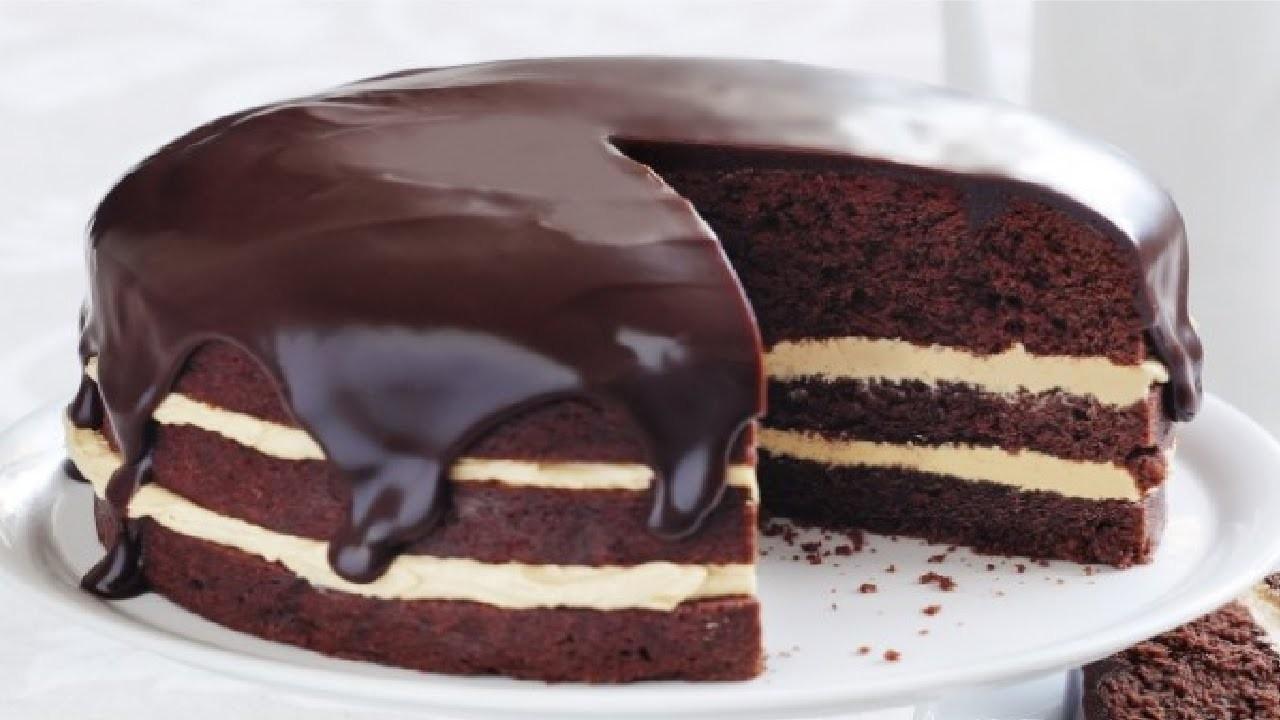 Easy Chocolate Cake Recipe - How to Make Tasty & Yummy Chocolate Cake Recipe