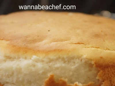Eggless Sponge Cake using Cake Improver( How to make Eggless cake using cake gel or cake improver)