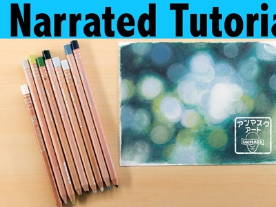 How to Color a Burry Bokeh Background | Narrated Tutorial