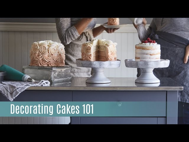 How To: Decorating Cakes 101 | Pampered Chef