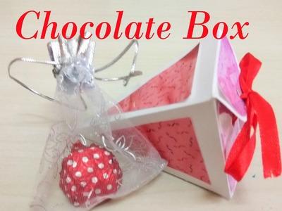 How to make a Handmade Chocolate Box