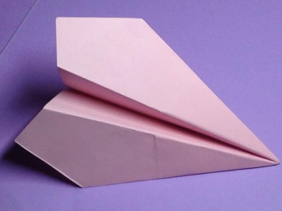 How to make a paper airplane | Easy origami airplanes for beginners making | DIY-Paper Crafts