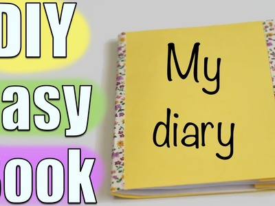 How to make an easy book