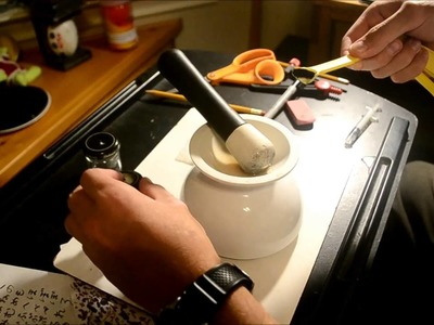How to make Black Ink
