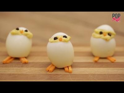 How To Make Deviled Eggs - POPxo