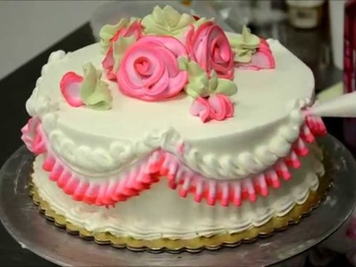 How to make fresh cream cake at home urdu hindi
