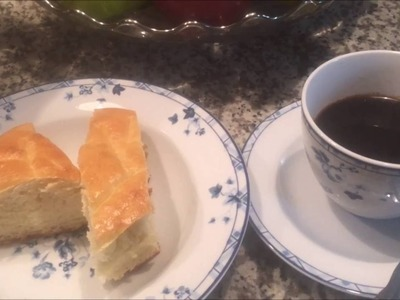 How To Make Himbasha Eritrean sweet Coffee Bread