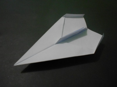 How To Make Paper Airplane Easy For Begginer - Best Paper plane that flies Far - Super Jet