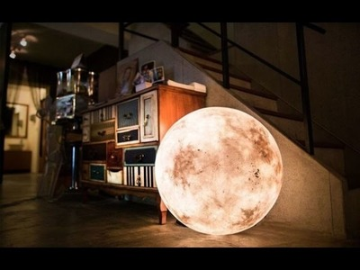How to make your very own moon lamp