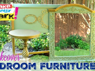How to: Makeover Bedroom Furniture