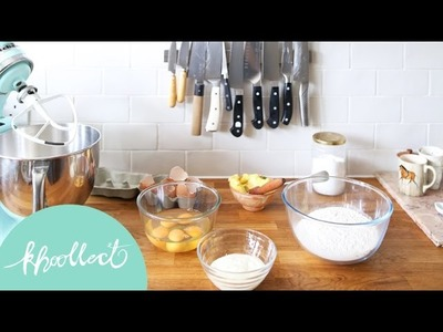 Khoollect: How to construct the Super Glam Party Cake