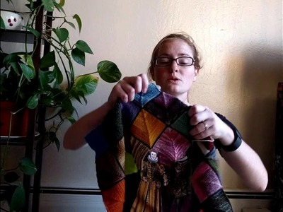 Ladybug Laboratory - Episode 8: I got an out-fit! (A knitting podcast re-records way too many times)