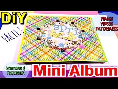 Mini Album Scrapbook
