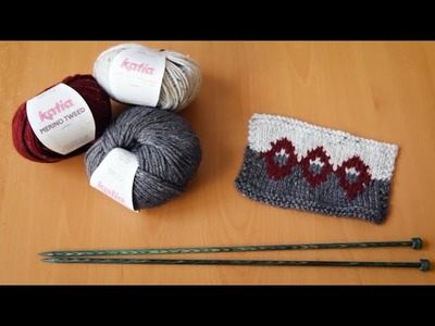Punto Jacquard · Jacquard Knitting