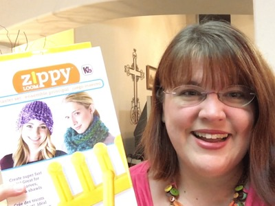 Review & Unboxing Zippy Master Set - Loom Knitting