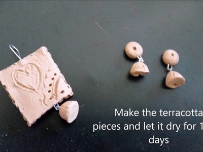 Terracotta how to bake in oven