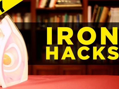 3 Easy Iron Hacks for Lifetime | How to Iron Clothes Easily | DIY | Style Indi | Indi In The city