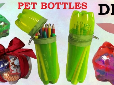 5 Creative Uses For Empty Plastic Bottles - Life Hack