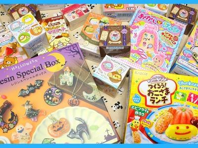 Blind Box, Gashapon, Popin' Cookin' DIY Candy Haul