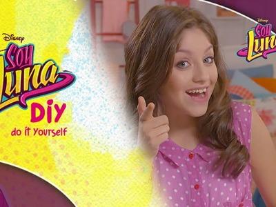 Disney Channel España | Soy Luna - DIY Fashion & Beauty - Pulseras Multicolor (Karol Sevilla)