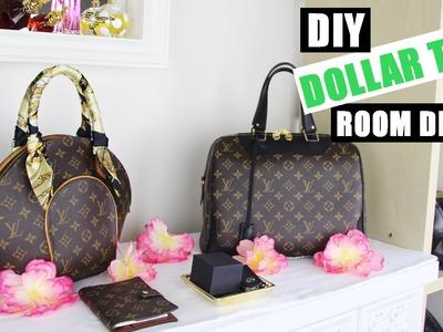 DIY Dollar Tree Room Decor   Dollar Store DIY Flower Lights