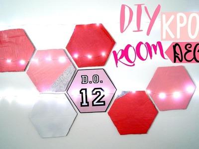DIY KPOP. EXO D.O. Room Decor | KpopStyled