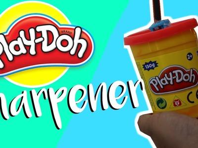 DIY PLAYDOH PENCIL SHARPENER || MR DIY