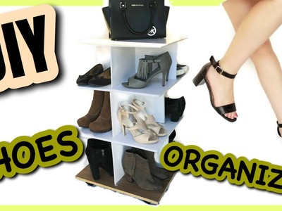 DIY: Shoes Organizer! | ORDNAI DIY