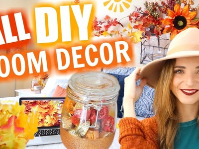 Easy Fall DIY Room Decor for 2016 | Outfit Ideas & Essentials