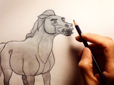 How to Draw Animation on Paper - Traditional Animation