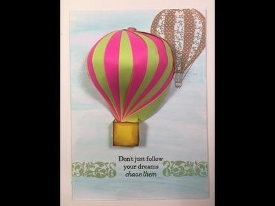 Making a Paper Balloon