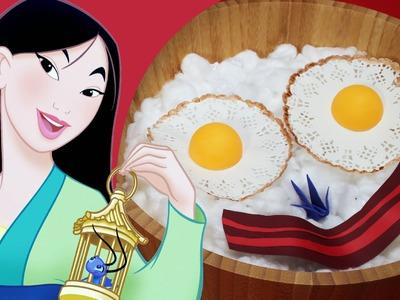 Mulan Stop Motion Animation | Disney From Scratch | Disney