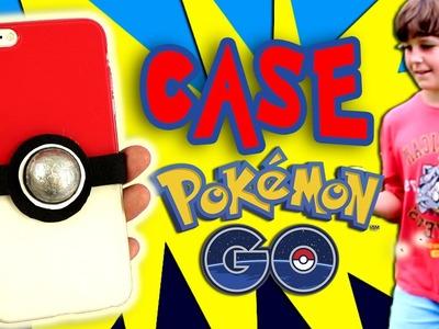 POKÉMON GO case * DIY Pokéball PHONE CASE