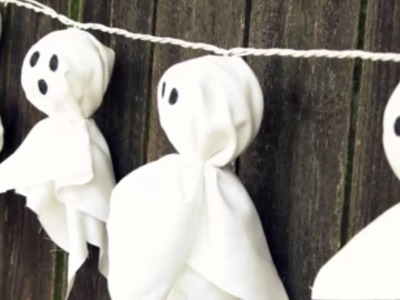Quick and Easy DIY Halloween Decorations
