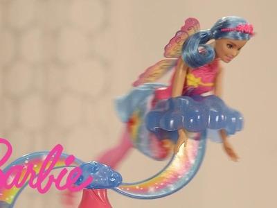 Barbie®  Rainbow Cove™ Princess Castle Toy Tips | Barbie