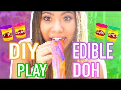 DIY Edible Play Doh!