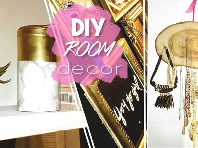 DIY ROOM DECOR ¡Decora tu habitación! | Rosie does it all