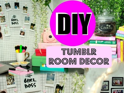DIY Tumblr Room Decor - Easy and Cheap!. Mridul Sharma
