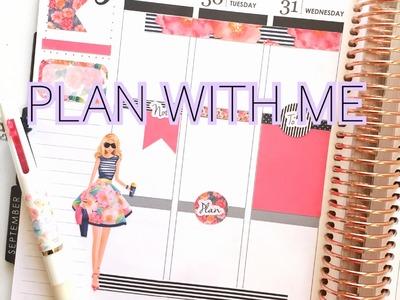 ERIN CONDREN PLAN WITH ME | PLANNER GIRL KIT | PAPER PANDUH