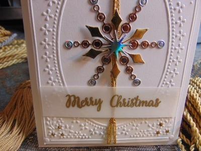 """""""Foiled Again"""" Christmas Card"""