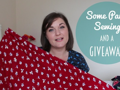 Giveaway! And the last of my Summer Sewing Plans