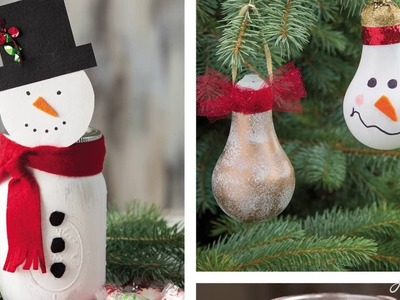 Handmade Holidays: 24 Quick & Easy Christmas Gifts & Decorations - an Annie's Video Class