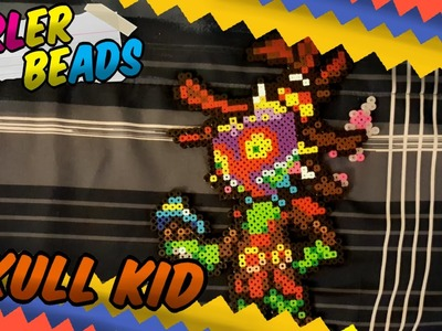 The Legend of Zelda Perler Beads ~Skull Kid ~