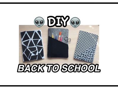 BACK TO SCHOOL-DIY!