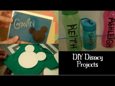CHEAP & EASY DIY DISNEY PROJECTS THAT YOU CAN USE IN THE PARKS