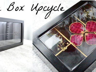 Craft With Me: Tea Box Upcycle