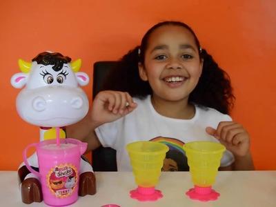 DIY Peppa Pig   Thomas and Friends Milkshakes   Deluxe Milkshake Maker   Kids Review