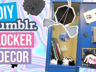 DIY Tumblr Locker Decor | Dana Jean